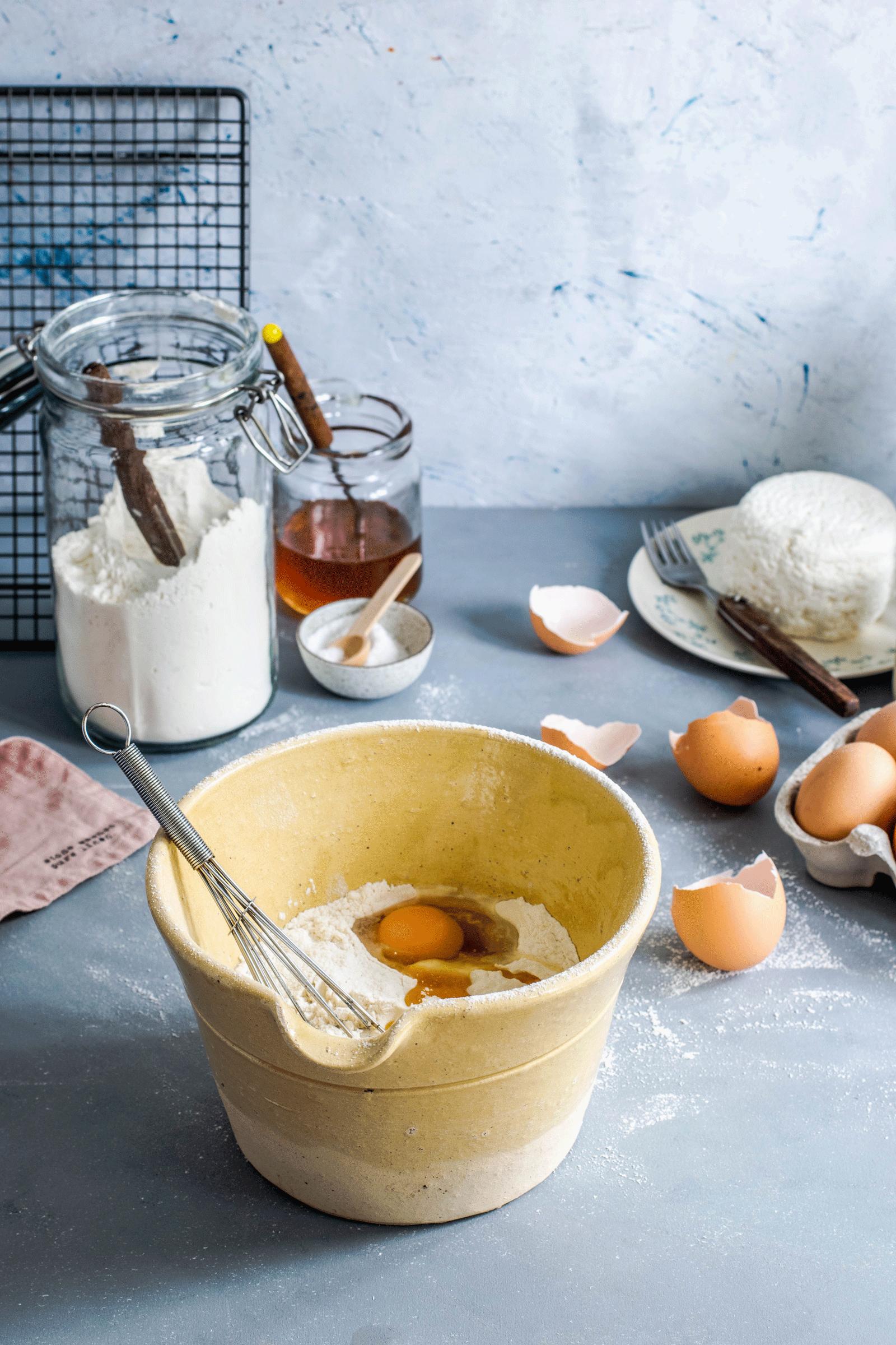 Basic Cake Making