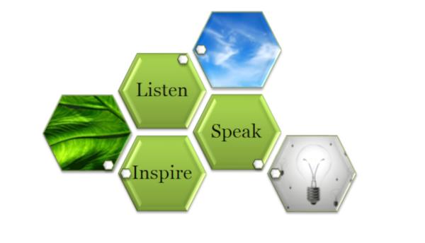 Listen Speak Inspire Workshop