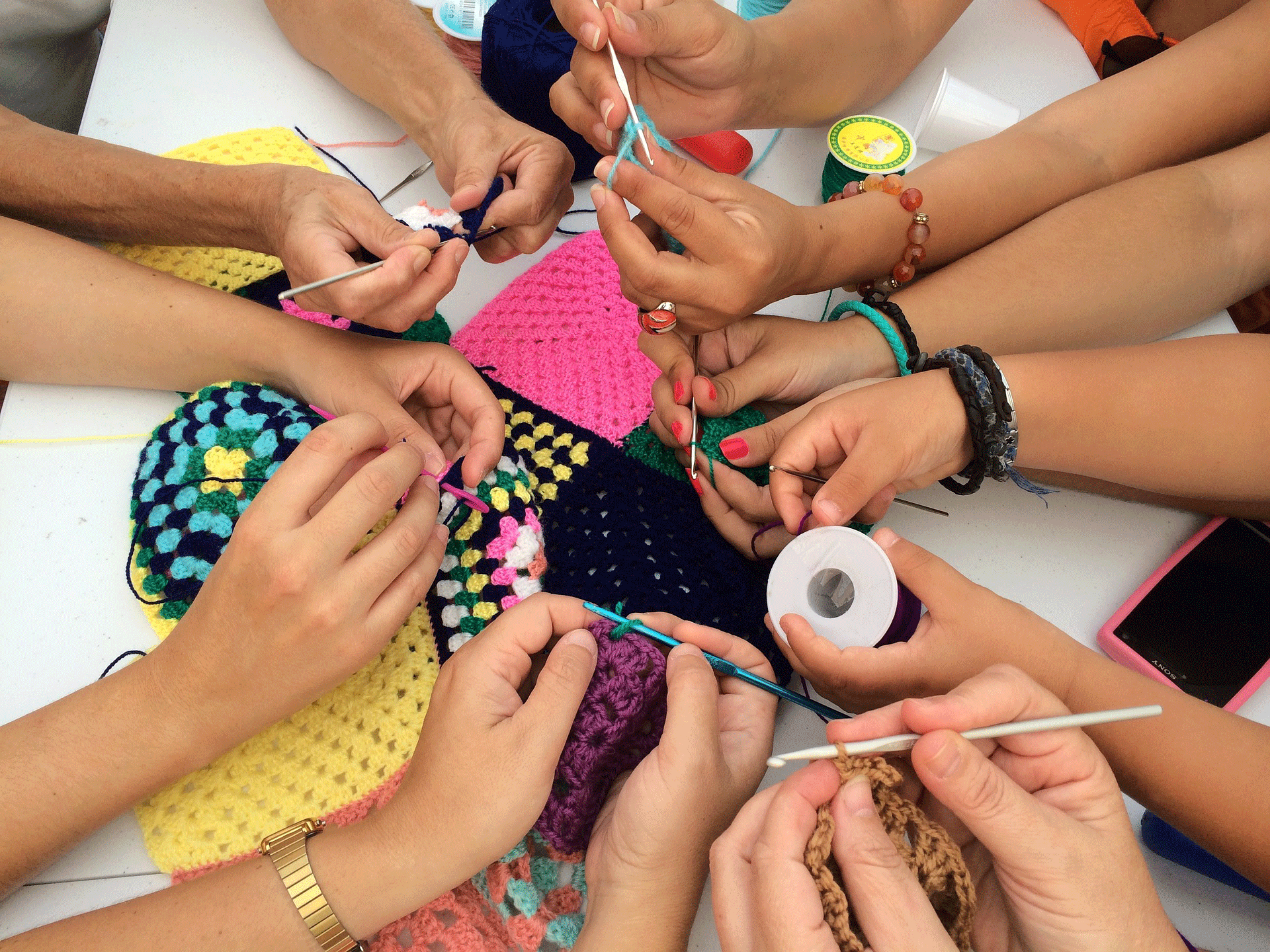 Crochet Workshop (Intermediate): Cancelled