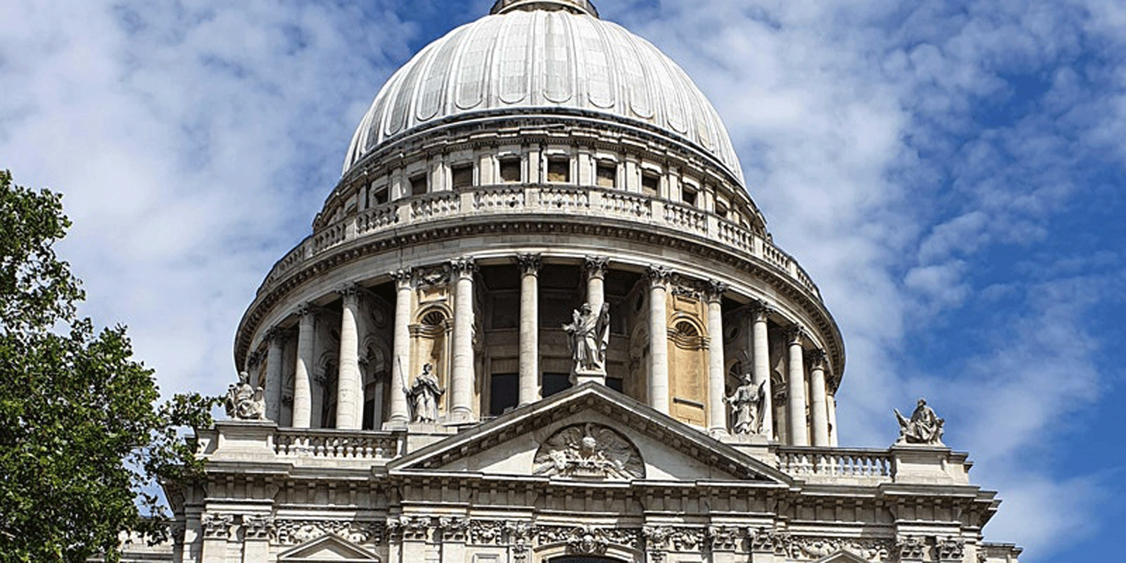 Virtual London Tour – St Paul's Cathedral
