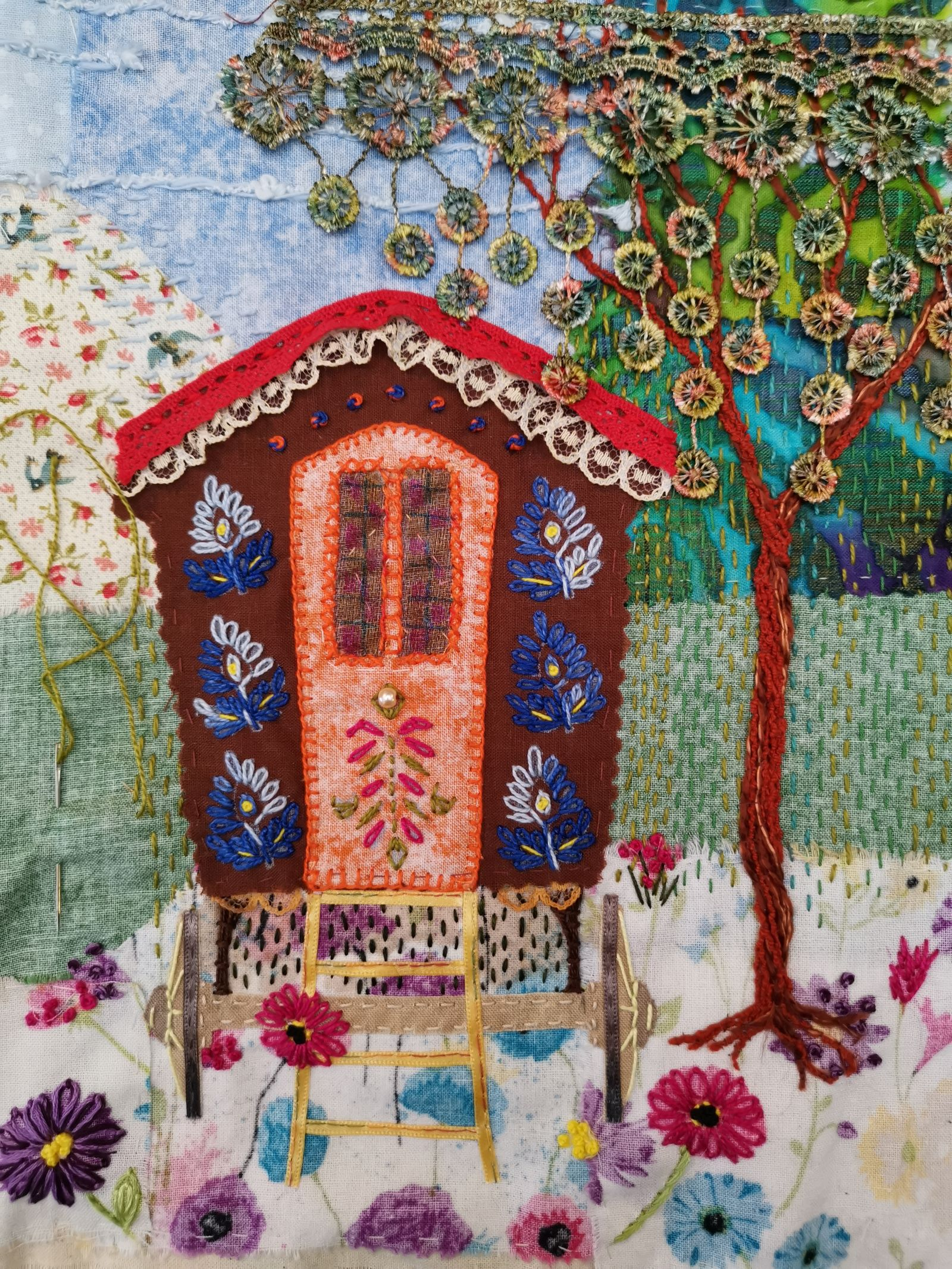 House and Home Textile Art Course