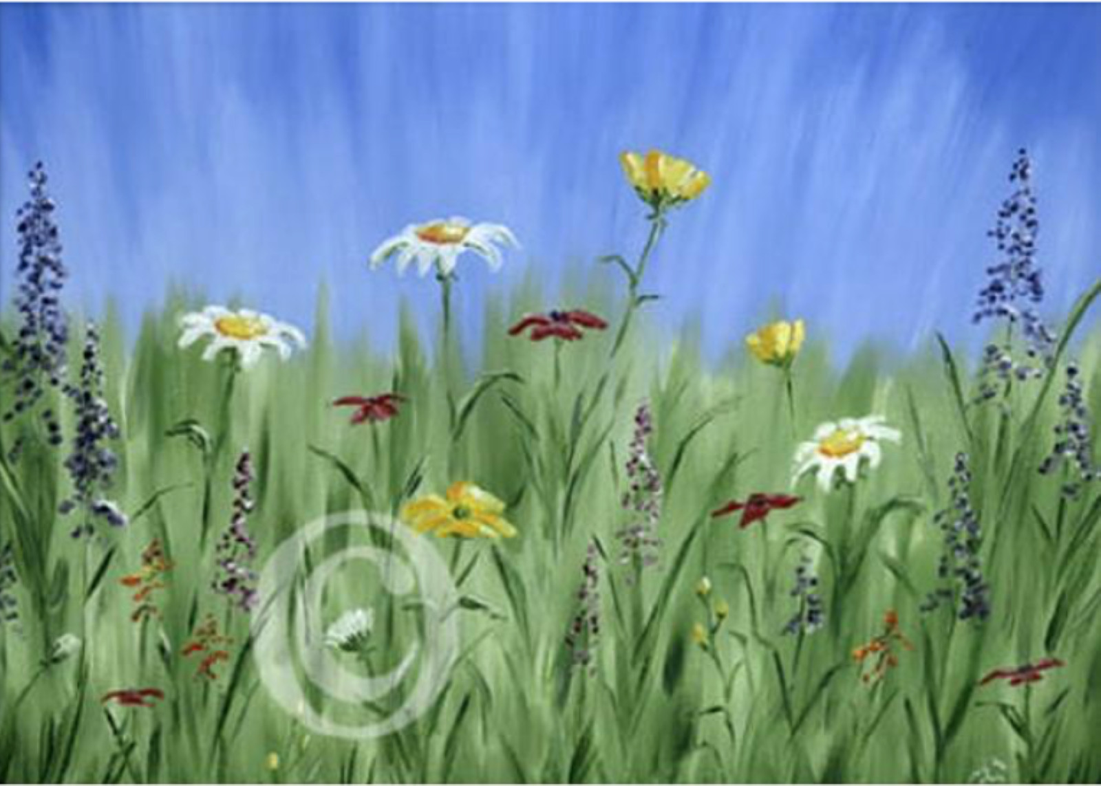 An introduction to Acrylics with Alice May Tomkins