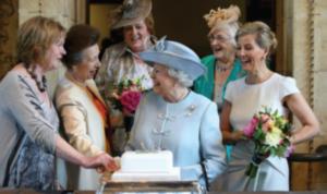 The Queens Platinum Jubilee